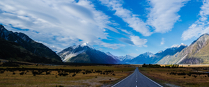 """Another Road Through An Endless Valley"" by Trey Ratcliff / Stuck in Customs on Flickr"