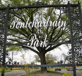pontchartrain-park