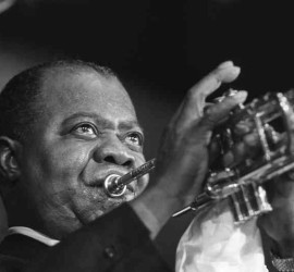 Louis Armstrong, 1965
