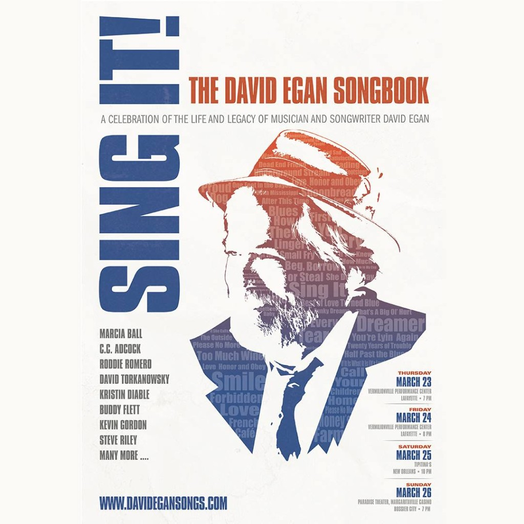 Sing It!: The David Egan Songbook