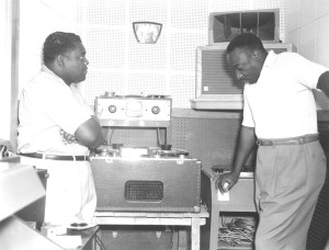 Fats Domino and Dave Batholomew