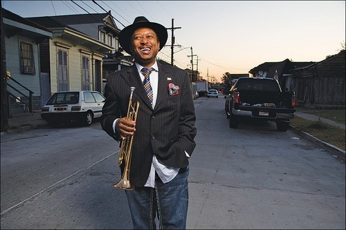 photo: Kermit Ruffins