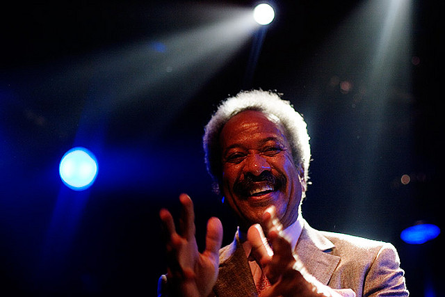Allen Toussaint at the Melkweg Amsterdam By Jasper Uhlenbusch