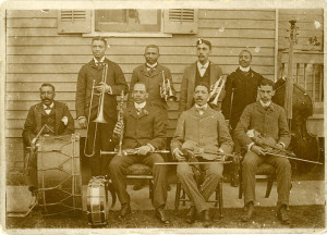 Dee Dee Chandler and the John Robichaux Orchestra