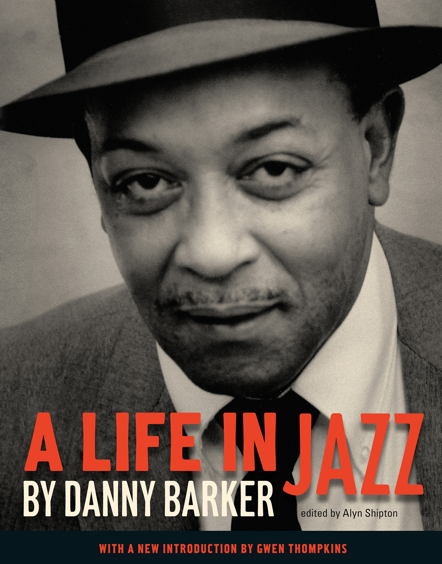 A Life in Jazz Front Cover