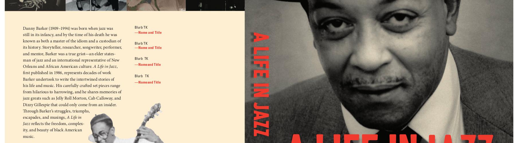 Danny Barker Life In Jazz