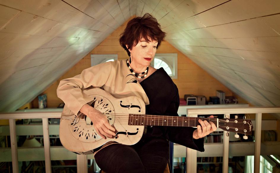Ann Savoy | Music Inside Out