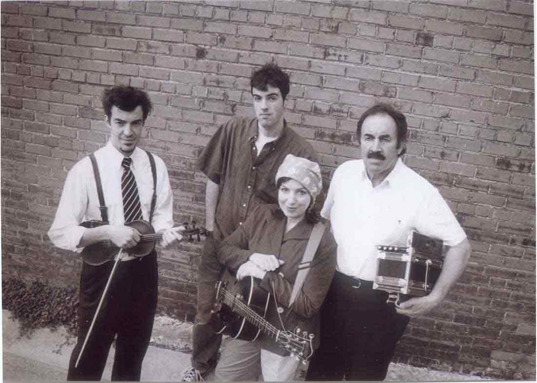 Ann Savoy and the Savoy Family Cajun Band