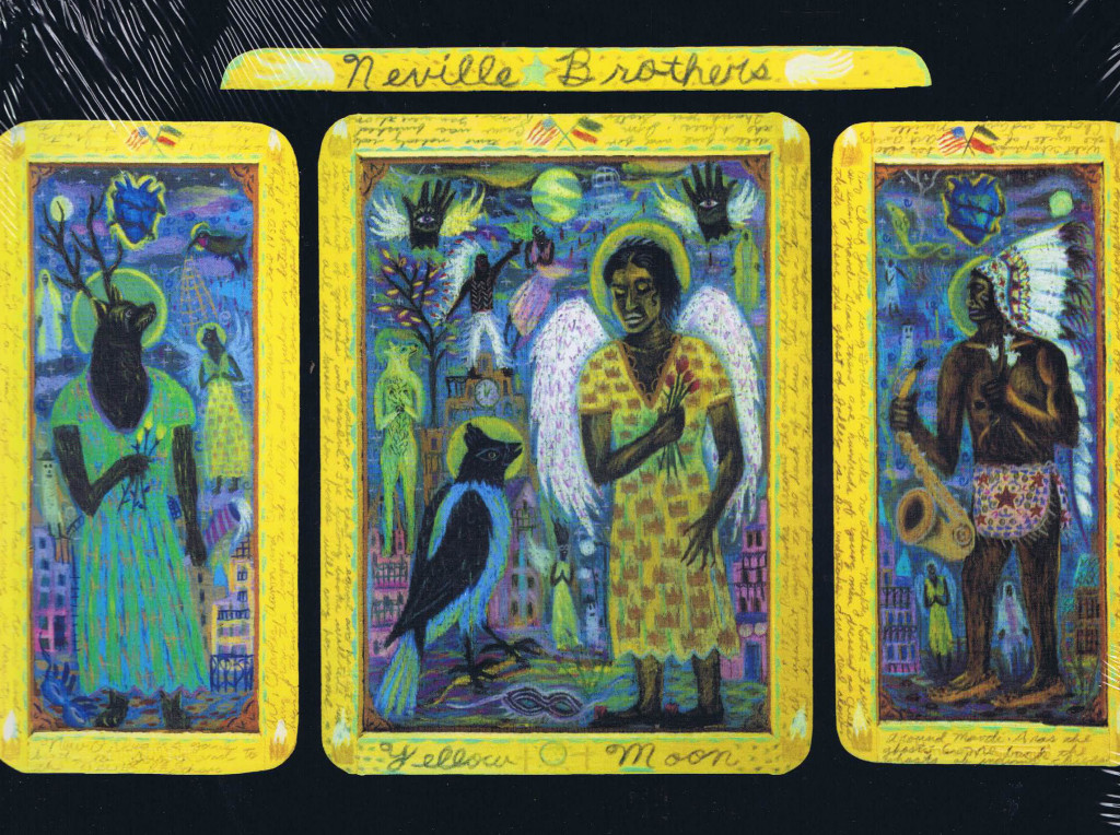 """""""Yellow Moon"""" by the Neville Brothers"""