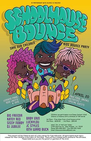 Schoolhouse Bounce, 2013