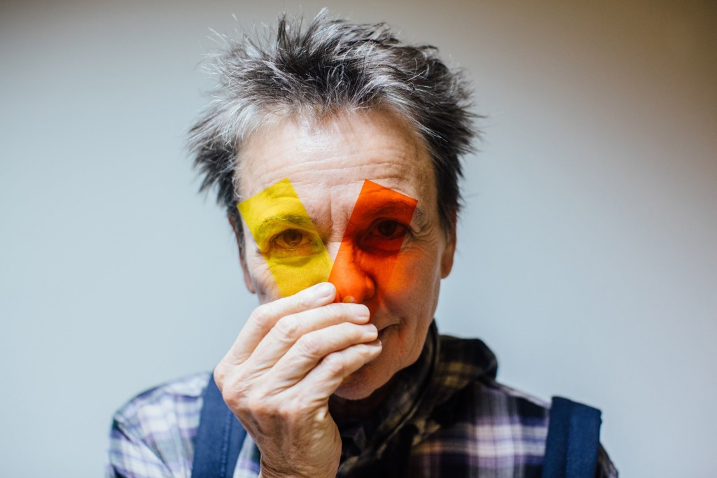 Avant_Garde Musician, Laurie Anderson
