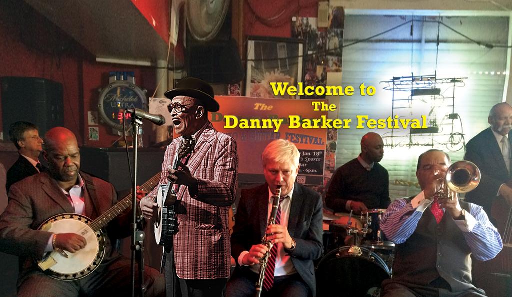 Danny Barker Festival