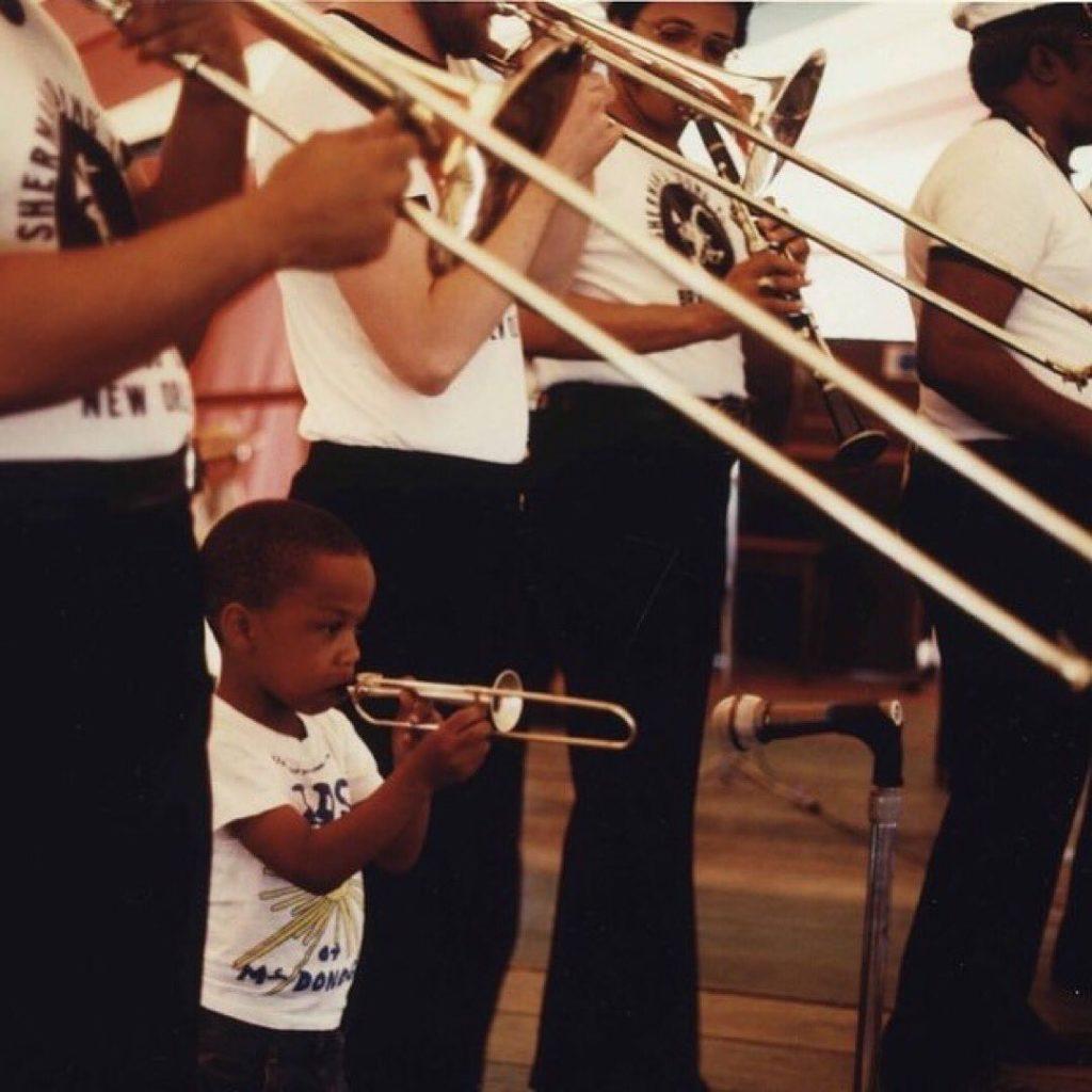Nicholas Payton JazzFest 1978