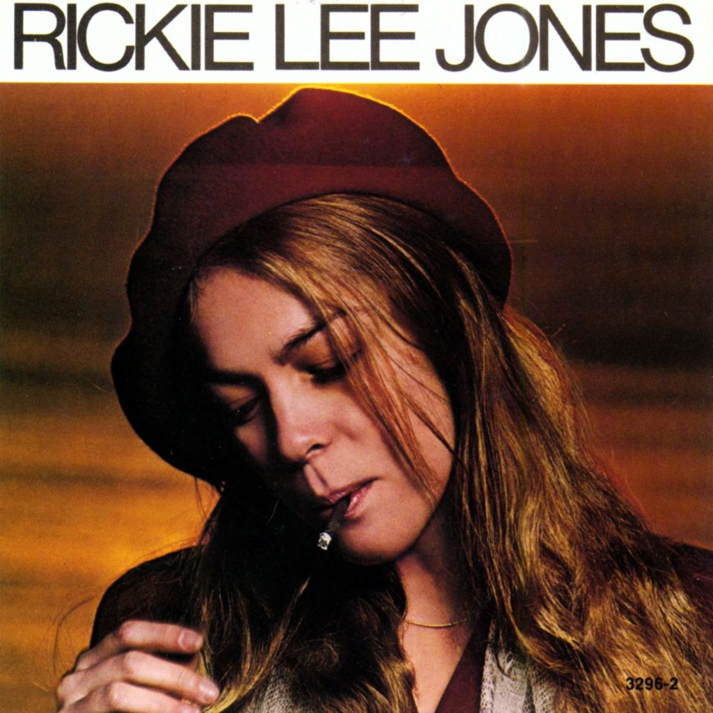 Rickie Lee Jones album. Original release date: October 25, 1990
