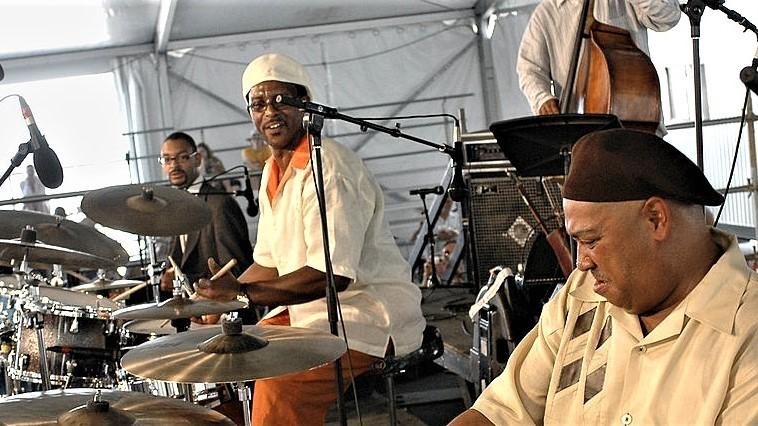 The New Orleans Groovemasters at the Ellis Marsalis Center
