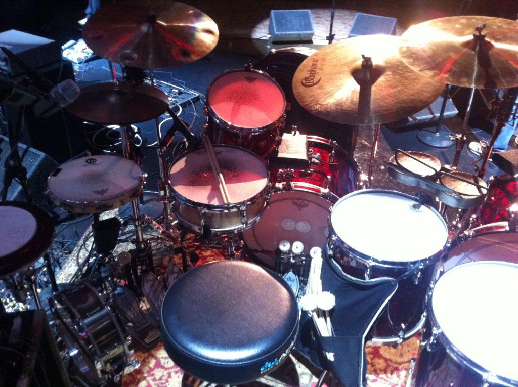 Stanton Moore drum kit