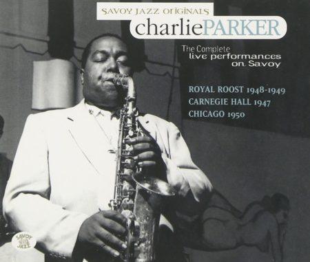 Charlie Parker Savoy Originals